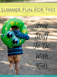 Free Stuff To Do With Kids