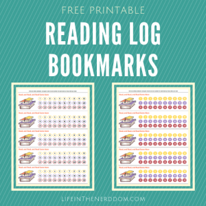 30 Wholesome Books for Middle Schoolers with Reading Log Bookmarks at LifeInTheNerddom.com