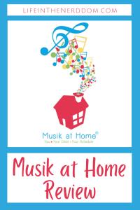 Musik at Home Review at LifeInTheNerddom.com